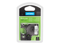 Picture of DYMO D1 - flexible label tape - 1 roll(s) - Roll (1.9 cm x 3.5 m) (S0718050)