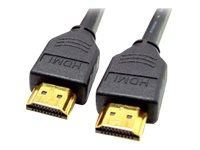 Link Depot HDMI cable HDMI (M) to HDMI (M) 10 ft shielded
