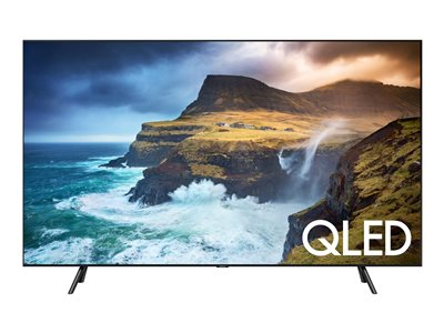 Samsung QN75Q70RAF 75INCH Class (74.5INCH viewable) Q70 Series QLED TV Smart TV