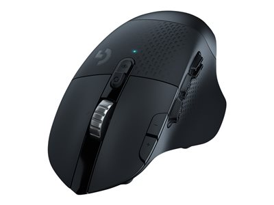 Logitech Gaming Mouse G604 Optisk Trådløs Sort