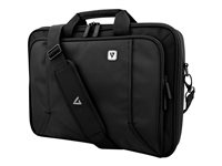 V7 Professional Frontloader Laptop Case Notebook carrying case 16INCH black