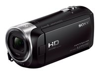 "Sony Handycam CX405 Full HD/9.2mp/30x/2.7""/Cable USB incorp"