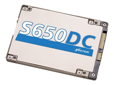 Micron S650DC - Solid-State-Disk - 400 GB - intern - 2.5