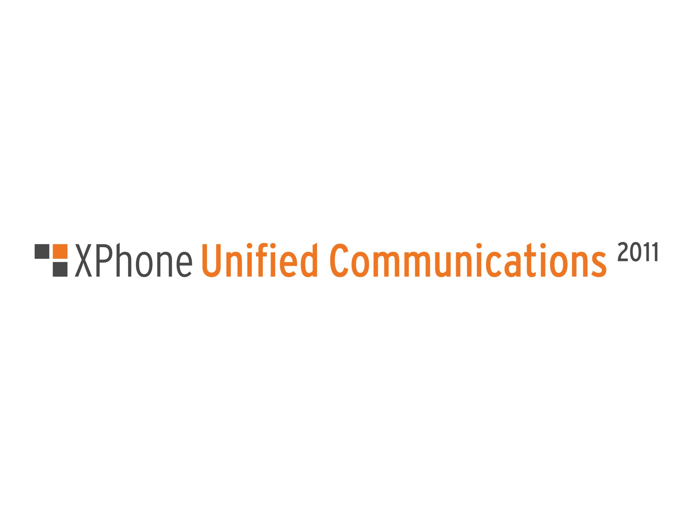 XPhone Unified Communications Voicemail 2011 - Lizenz - 1 benannter Benutzer - Win
