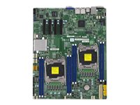 SUPERMICRO X10DRD-i - Motherboard