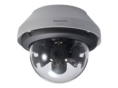 Panasonic i-Pro Extreme WV-X8570N Network surveillance camera dome outdoor