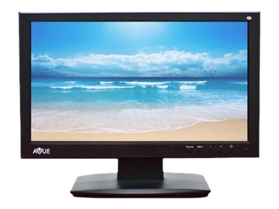 AVUE AVG20WBV-2D LCD display color 19.5INCH 1000 TVL