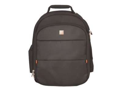 Urban Factory City Backpack CBP17UF Notebook carrying backpack 17.3INCH black