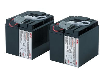 APC Replacement Battery Cartridge #55 UPS-batteri
