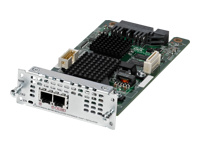 Cisco Fourth-Generation Network Interface Module - Voice / fax module - analog ports: 2 - for Integrated Services Router 4331, 4351