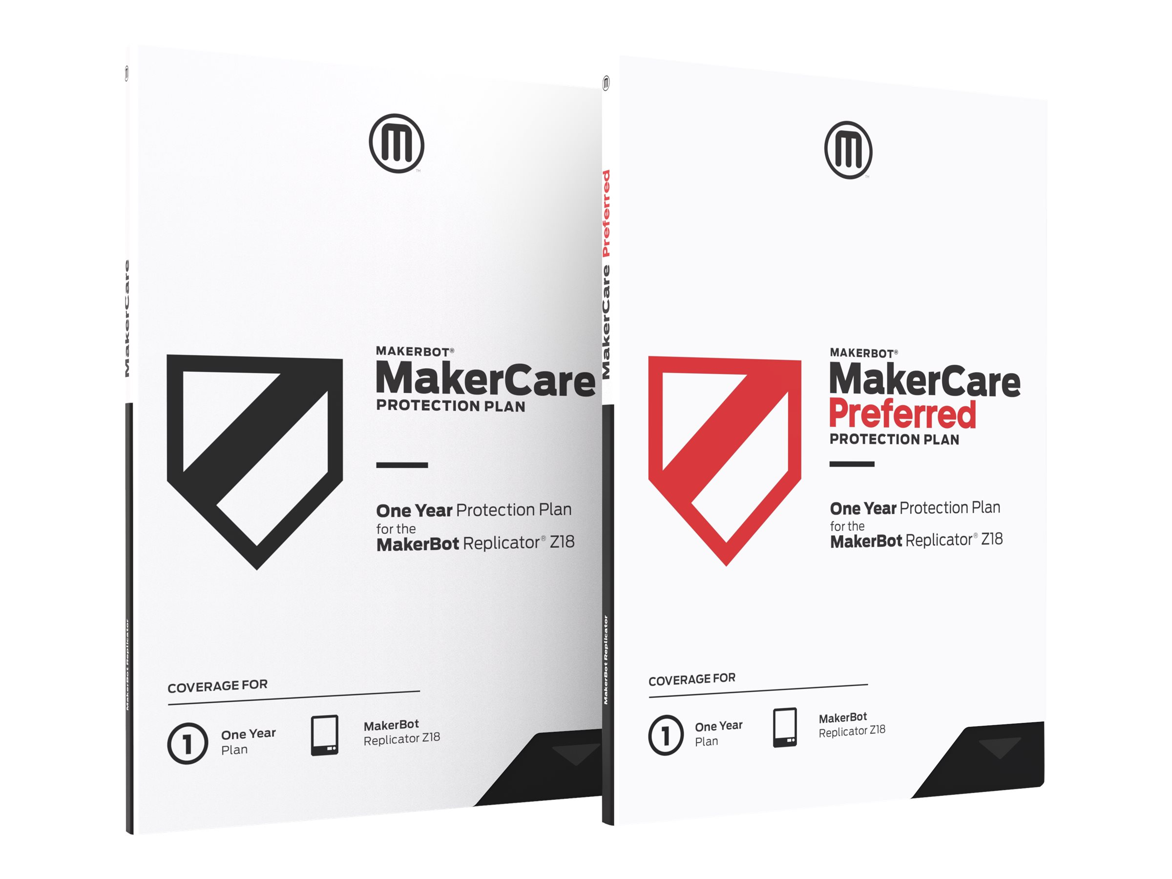 MakerBot MakerCare Preferred Protection Plan extended service agreement - 1 year