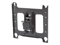 Chief PAC790 - Mounting component (mounting adapter) for LCD display - black - for P/N: PF1UB, PF1-US, PFCU, PFCUB, PFCUB700, PFCUS700