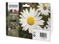 Epson Ink/18 Daisy 3.3ml CMYK SEC, Ink/18 Daisy 3.3ml CMYK SEC