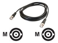 C2G Ethernet 10Base-2 cable BNC (M) to BNC (M) 8 ft coaxial black