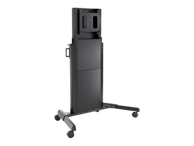 Chief XL Electric Height Adjust Cart XPD1U Cart for LCD display black sc