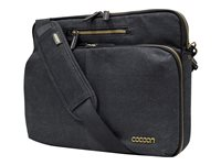 Cocoon Urban Adventure Notebook carrying shoulder bag 13INCH black