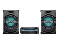 Sony Shake X30 Audio system