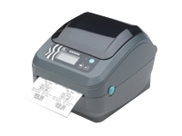 Zebra GX Series GX420d - Label printer - thermal paper - Roll (10.8cm) - 203 dpi - up to 152 mm/sec - USB, serial, Bluetooth