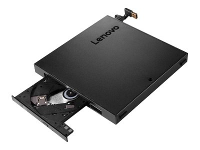 Lenovo Tiny Kit - Laufwerk - DVD-ROM - USB - extern - für ThinkCentre M600; M700; M900