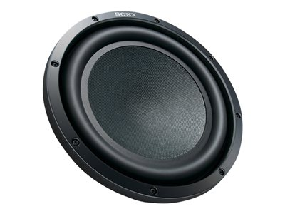 Sony XS-GSW121 - subwoofer driver - for car