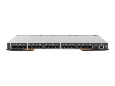 Lenovo Flex System FC5022 16Gb SAN Scalable Switch - switch - 48 ports - managed - plug-in module