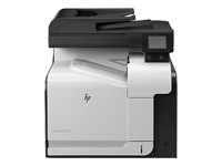 HP LaserJet Pro 500 MFP M570dn - Multifunction printer - colour - laser - Legal (216 x 356 mm) (original) - A4/Legal (media) - up to 30 ppm (copying) - up to 30 ppm (printing) - 350 sheets - 33.6 Kbps - USB 2.0, Gigabit LAN, USB host