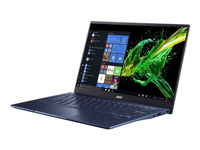 Acer Swift 5 SF514-54T-540A 14' I5-1035G1 8GB 512GB Intel UHD Graphics Windows 10 Home 64-bit