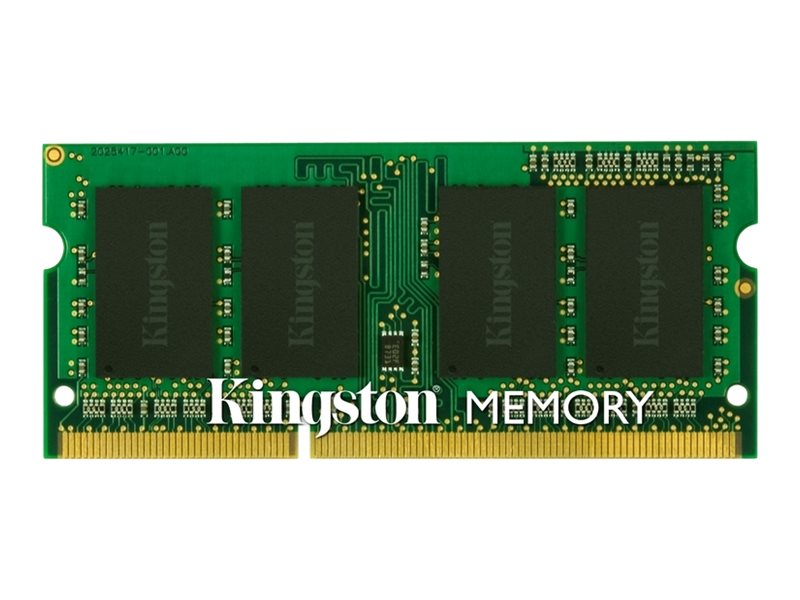 Kingston - DDR3 - 2 GB - SO-DIMM 204-pin - unbuffered