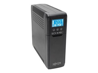Tripp Lite 1000VA UPS Eco Green Battery Back Up AVR 120V USB Line  Interactive - UPS - 600 Watt - 1000 VA