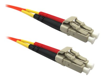 Weltron Patch cable LC multi-mode (M) to LC multi-mode (M) 3 m fiber optic