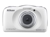 Nikon Coolpix W150 Digital camera compact 13.2 MP 1080p / 30 fps 3x optical zoom
