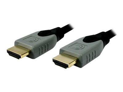 Comprehensive Standard HDMI with Ethernet cable HDMI (M) to HDMI (M) 15 ft