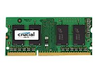 Image of Crucial - DDR3L - 2 GB - SO-DIMM 204-pin - unbuffered