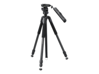 Sony VCT-VPR10 - Tripod - for Action Cam-HDR-AS300; Cyber-shot DSC-RX100; Handycam HDR-CX170, CX680, PJ680; a6500; a9