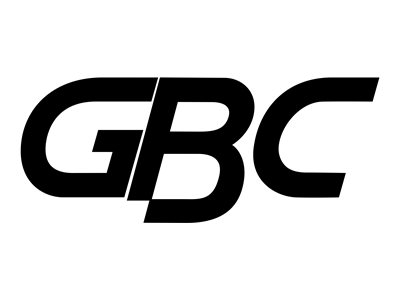 GBC Clear View Letter A Size (8.5 in x 11 in) 14 mil 100 pcs. binding