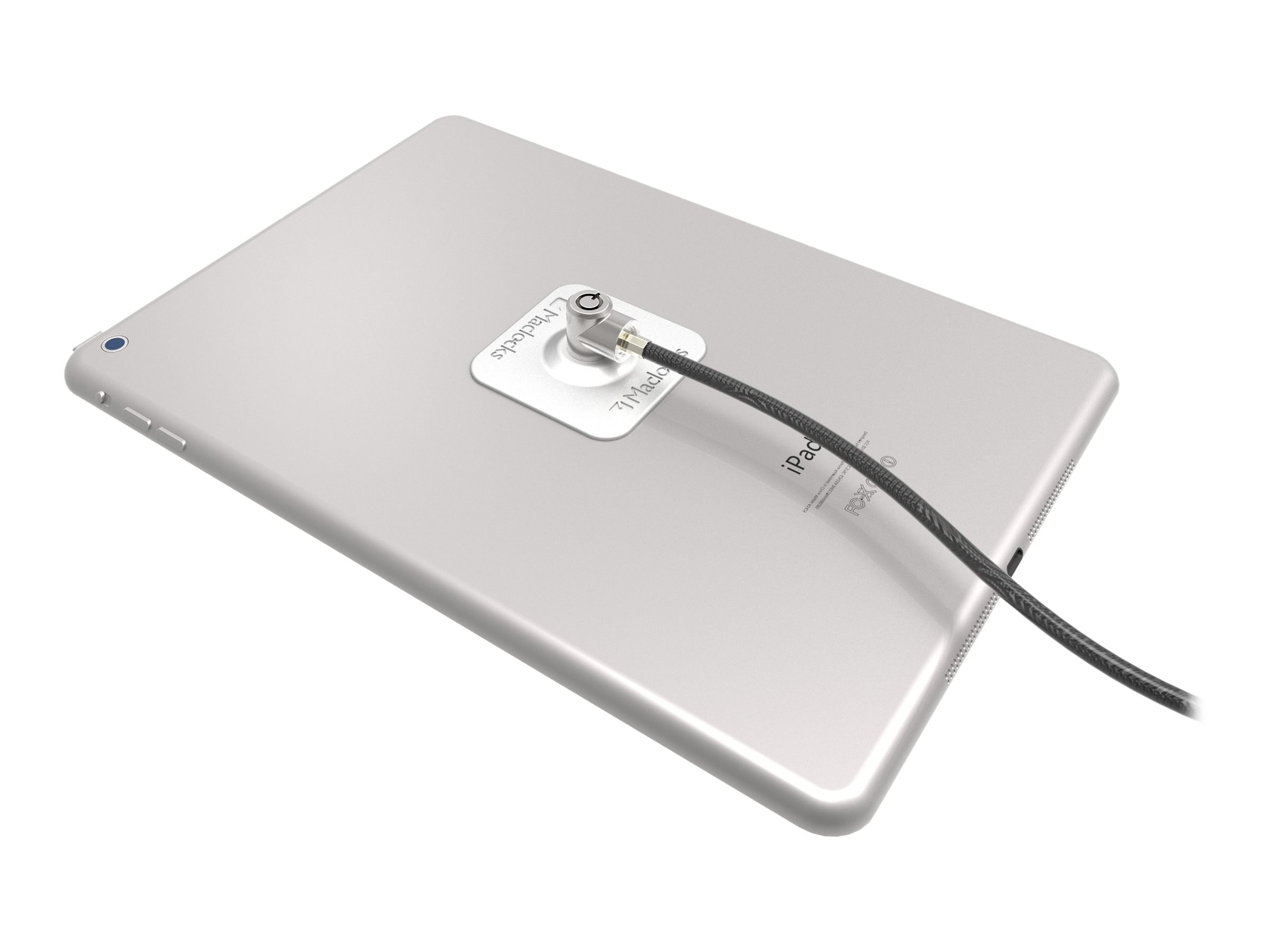 Compulocks Universal Tablet Cable Lock - 3M Plate - Silver Keyed Lock - Sicherheitskit