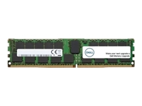 Dell - DDR4 - module - 16 GB - DIMM 288-pin - 2666 MHz / PC4-21300 - 1.2 V - registered - ECC - Upgrade - for PowerEdge C4140; PowerEdge FC640, M640, R430, R6415, R740, R7415, R7425, R840, R940, T640