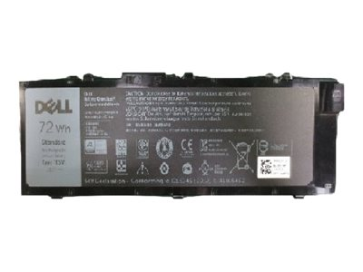Dell Primary Battery - notebook battery - Li-Ion - 84 Wh