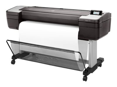 HP DesignJet T1700dr PostScript 44INCH large-format printer color ink-jet  2400 x 1200 dpi