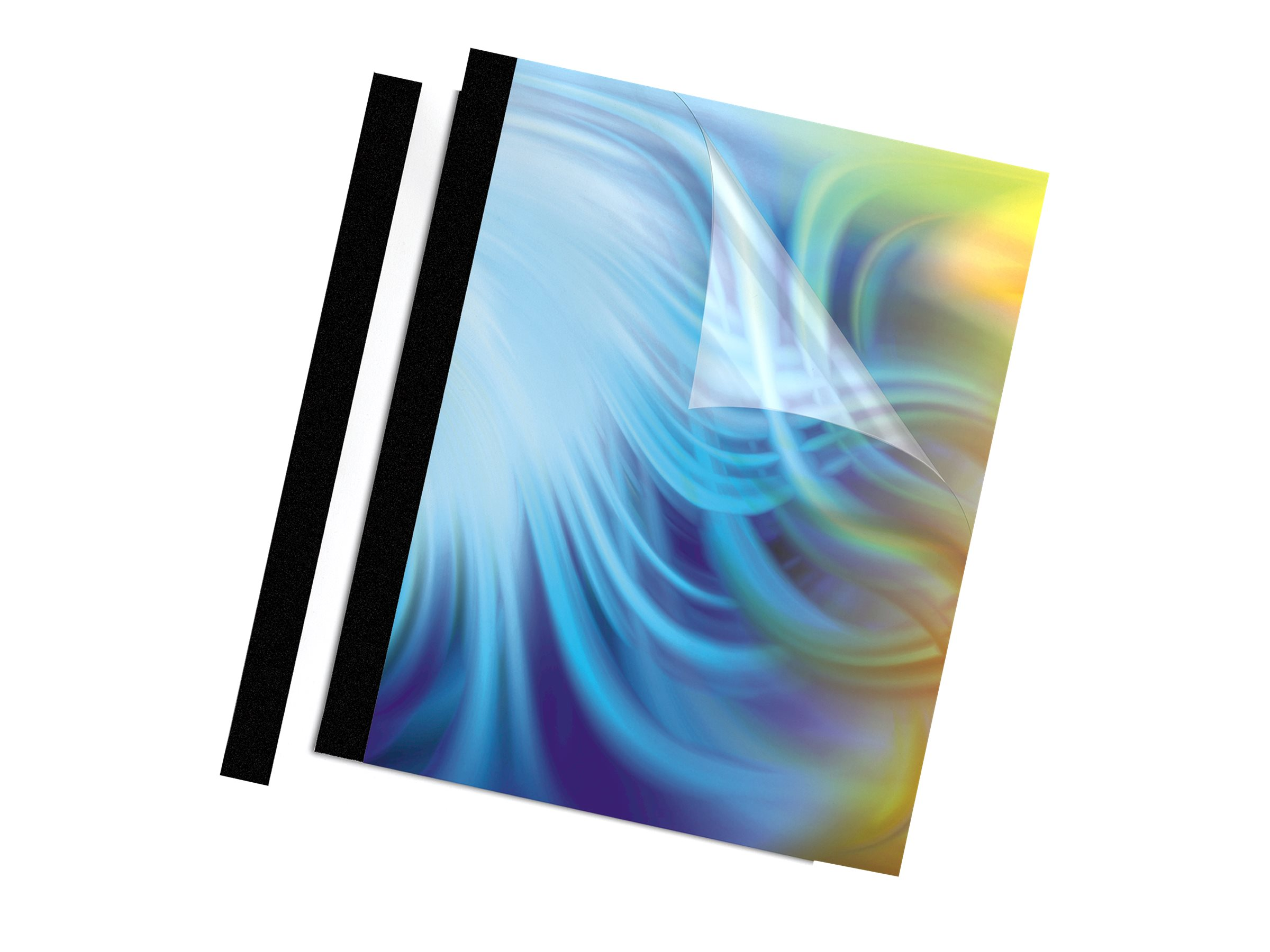 Fellowes Presentation Covers - 10 pcs. - thermal binding cover