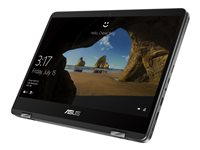 ASUS ZenBook Flip 14 UX461FN-DH74T Flip design Core i7 8565U / 1.8 GHz Win 10 Home 64-bit