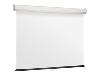Draper Luma 2 with AutoReturn Wide Format Projection screen ceiling mountable, wall mountable