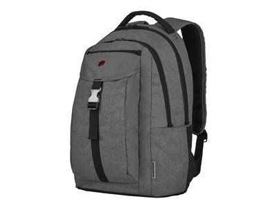 Wenger Chasma Notebook carrying backpack 16INCH heather gray