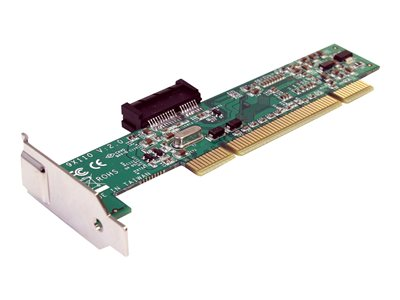 StarTech.com PCI to PCI Express Adapter Card - PCIe x1 (5V) to PCI (5V & 3.3V) slot adapter - Low Profile - PCI1PEX1 PCIe x1 to PCI slot adapter