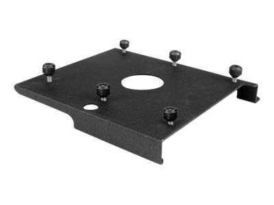 Chief SLB Series SLB304 Mounting component (interface bracket) for projector black