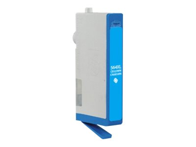 CIG Premium Replacement High Yield cyan compatible remanufactured ink cartridge