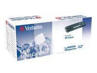 Verbatim - magenta - compatible - toner cartridge (alternative for: HP C9733A)