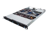 Gigabyte R180-F34 (rev. 1.0) Server rack-mountable 1U 2-way RAM 0 GB SATA