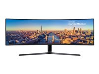 Samsung C49J890DKN CJ89 Series LED monitor curved 49INCH (48.9INCH viewable) 3840 x 1080 VA