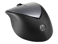 HP Touch to Pair - Mouse - laser - 3 buttons - wireless - Bluetooth, NFC - black - Smart Buy - for HP 250 G4; EliteBook; Pro Tablet 610 G1; ProBook; Spectre Pro x360 G2; Spectre x360; ZBook